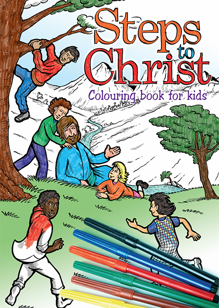 Steps To Christ Book